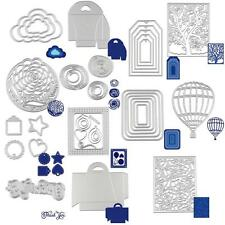 HOT METALLO FUSTELLE Stampo FAI DA TE Scrapbooking RILIEVO ALBUM CARTA