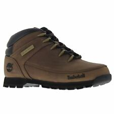 Timberland Mens Euro Sprint Hiker Leather Boots