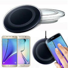 WIRELESS RICARICA CARICABATTERIE QI Tappetino per Samsung Galaxy Note 5/S6