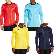 adidas Performance - Maillot d'arbitre homme - football manches longues