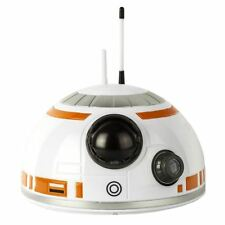Officially Licensed Star Wars Alarm Clock With Projector | R2-D2 or BB-9
