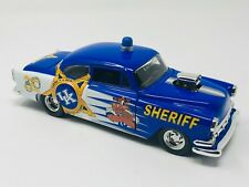 Kentucky Wildcats LIMITED EDITION 1 of 300 Chevy SHERIFF Street Rod Diecast Bank