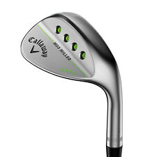 Callaway Golf Uomo Mack Daddy 3 Milled CROMO zeppa stahlschaft destri