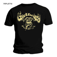 Official GMG T Shirt Gas Monkey Garage Logo DISTRESSED #2 Sepia All Sizes