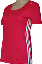 Mujer Adidas Climacool Entrenamiento CT Core Camiseta Fitness fucsia T. S - L