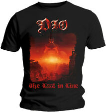 DIO The Last In Line Album Cover T-SHIRT OFFICIAL MERCHANDISE