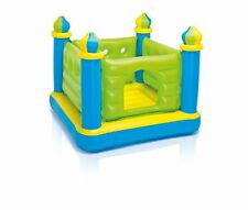 Intex Jr Inflatable Jump-O-Lene Castle Bouncer Ball Pit Playhouse Toy 48257EP