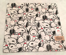 SNOOPY ALL OVER CLOTH