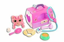 Just Play Doc Mcstuffins Toy Hospital Pet Carrier-Whisper - Plush Roleplay New