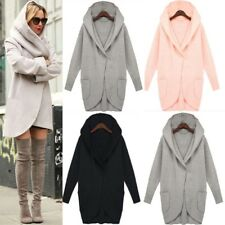 Fashion Casual Womens Hooded Jacket Parka Long Coat Ladies Winter Warm Overcoat
