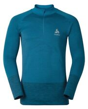 Odlo Quagg Seamless Midlayer 1 2 Zip T-shirts langarm techn.