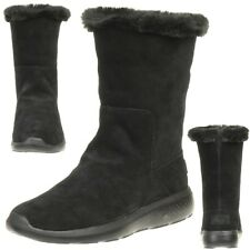 SKECHERS ON THE GO CITY 2 appealing Botas Botas de invierno mujer forrado BBK