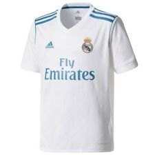 Adidas Real Madrid Home Jersey Junior Clubs