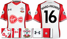 17 / 18- UNDER ARMOUR; SOUTHAMPTON HOME SHIRT SS + PATCHES / WARD 16 = ADULTS