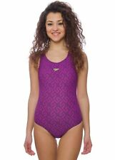 SPEEDO - COSTUME JUNIOR INTERO ENDURANCE 10 - MONOGRAM SPBK JF - 08-833-8570 - N