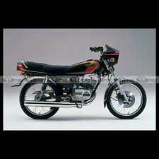 #phm.31238 Photo YAMAHA RX-S 115 (RX SPECIAL) 1985 Moto Motorcycle