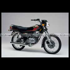#phm.31357 Photo YAMAHA RX 115 SPECIAL 1985 1985 Moto Motorcycle