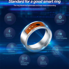 NFC Multifuncional impermeable Inteligente Anillo Smart Wear dedo digital RING