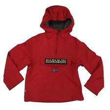 Napapijri Bambino N0YGY9R66 Sparling Red Giubbotto Autunno/Inverno