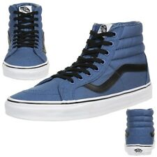 c81ee2dbe3 Vans Sk8-hi Reissue Unisex Adult Trainers V3caiot Blue