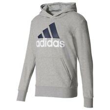 Adidas Essentials Linear Pullover Hood French Terry Felpe