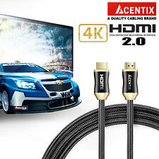Cable HDMI 2.0HDR chapado en Oro HDTV 1080p 3d Cable 4k Ultra HD 2160p Cable