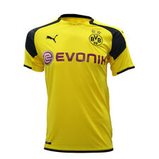 Puma BVB BORRUSSIA DORTMUND INTERNATIONAL REPLICA Maillot de Football Homme Jaun