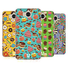 HEAD CASE DESIGNS SWEETS PATTERN BACK CASE FOR HUAWEI Y6 (2017) / NOVA YOUNG