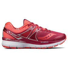 ZAPATOS RUNNING MUJER SAUCONY TRIUMPH ISO 3 A3 PROTECTOR AMORTIZAN coral