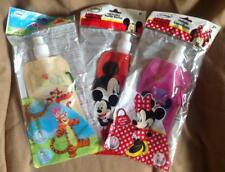 Children's Disney Foldable Re-usable Water Bottle with Clip Mickey Minnie Pooh