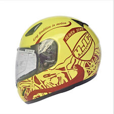HJC CS-14 KILIK CASCO MOTO MC-3 Beige CASCO INTEGRALE M L