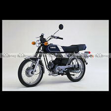#phm.36713 Photo YAMAHA FS-1 DX FIZZY (FS1 50 DX) 1980 CLASSIC MOPED Moto