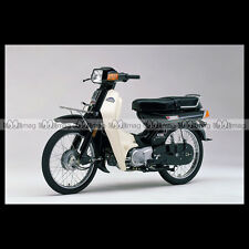 #phm.30003 Photo YAMAHA V 80 EXCELLENT 1987 Moto Motorcycle