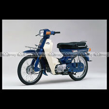 #phm.30012 Photo YAMAHA V 80 EXCELLENT 1987 Moto Motorcycle