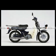 #phm.25568 Photo YAMAHA T 90 N MATE (T90 N) 2002 Moto Motorcycle