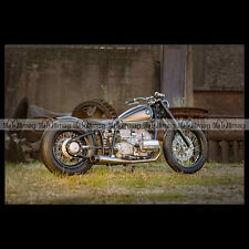 #phm.09502 Photo BMW R5 HOMMAGE SUPERCHARGED CONCEPT-BIKE 2016 Moto Motorcycle