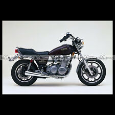 #phm.36885 Photo YAMAHA XS 1100 ELEVEN SPECIAL 1980 CLASSIC BIKE Moto Motorcycle