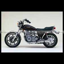 #phm.36886 Photo YAMAHA XS 1100 ELEVEN SPECIAL 1980 CLASSIC BIKE Moto Motorcycle