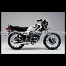 #phm.31290 Photo YAMAHA RX 135 KING 1985 Moto Motorcycle