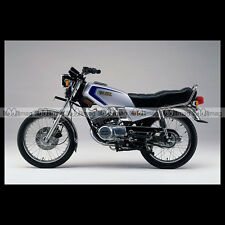 #phm.31343 Photo YAMAHA RX 135 KING 1985 Moto Motorcycle