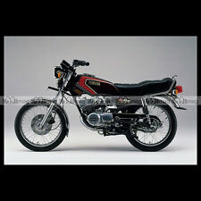 #phm.31299 Photo YAMAHA RX 135 KING 1985 Moto Motorcycle