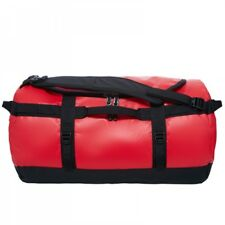 The North Face Base Camp Duffel Reisetasche tnf red/tnf black