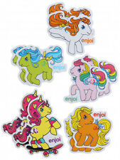 Enjoi SKATEBOARD STICKER-VARIOS MY LITTLE PONY skate adhesivos