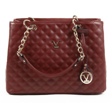 Versace 19.69 VE03 CLARET RED Borsa donna Rosso Scuro IT