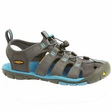 Keen Clearwater CNX Gargoyle Norse Blue Womens Outdoor Walking Sandals Shoes