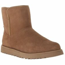 Ugg Australia Cory Chestnut Womens Sheepskin Ankle Boots