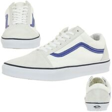 Vans Old Skool Classic Sneaker Skate CHAUSSURES CLASSIQUES blanc vokdm9