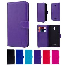 32nd Book Series – Synthetic Leather Flip Wallet Case Cover - Alcatel Pop 4 Plus