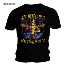 Official T Shirt AVENGED SEVENFOLD Bat Wing Cross   Stellar All Sizes