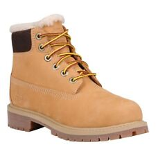 Timberland 6 In Premium Waterproof Shearling Lined Boot Youth Botas y botines